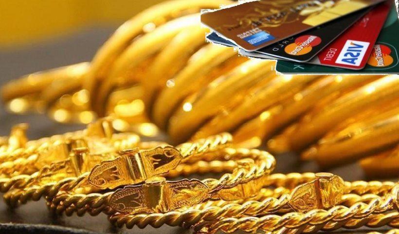 kredi karti ile taksitle altin nasil alinir