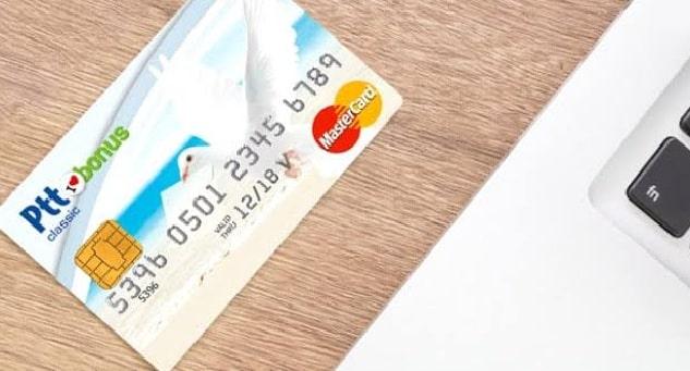 ptt bonus kredi karti basvurusu
